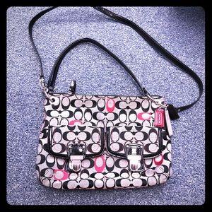 Coach purse authentic